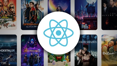 React Movie App - Hooks API and Styled Components (2019)